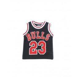 bvd bulls negro.