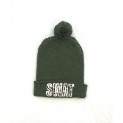 Chullo Swat verde.